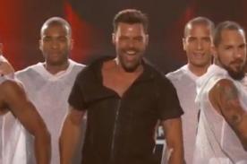 Premios Billboard: Ricky Martin arma la fiesta con la canción del Mundial 2014