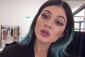 ¿Kylie Jenner y Jaden Smith besándose en boda de Kim Kardashian?