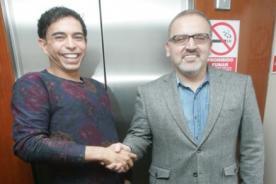 Ernesto Pimentel rompió la demanda por difamación a Phillip Butters