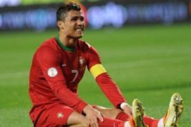 Brasil 2014: Cristiano Ronaldo se perderá el Mundial