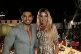 Sofía Franco y Rafael Cardozo juntos el fin de semana-[Foto]