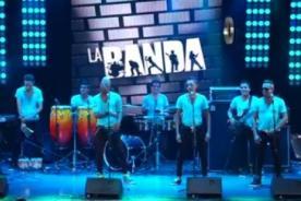 La Banda: Hijo de Pepe Vásquez cautivó con su música salsera  [VIDEO]