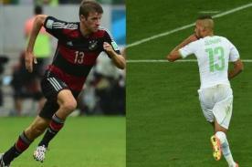 HoraPeruana del Partido: Alemania vs Argelia - Mundial Brasil 2014 – 30 de Junio