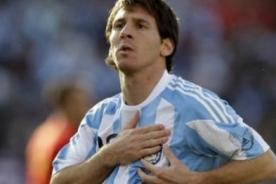 Mundial 2014: Messi escribe sentido mensaje previo a la final de Argentina