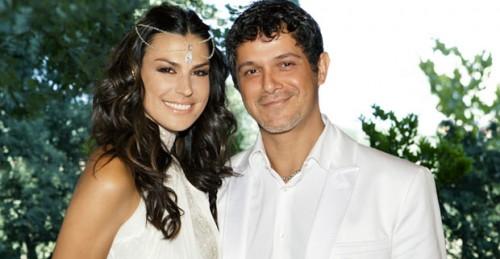 Alejandro Sanz y Raquel Perera felices por el nacimiento de su hija Alma