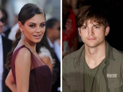 Mila Kunis y Ashton Kutcher se convirtieron en padres