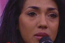 Combate: ¿Por qué Vania Bludau lloró en vivo? [VIDEO]
