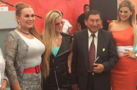 ¿Por qué Alejandra Baigorria no ha vuelto a Combate? ¡Esto es lo que está haciendo!