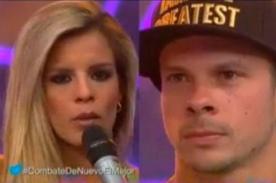 Combate: Mario Hart se lamenta de este tremendo error que tuvo con Alejandra Baigorria - FOTO