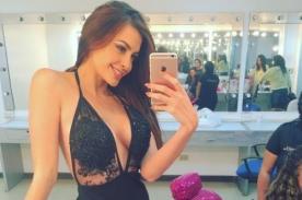 ¿Qué le pasó a Milett Figueroa en los ensayos de El Gran Show? - FOTO