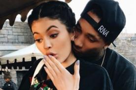 ¿Kylie Jenner y Tyga tienen video íntimo circulando en la web?
