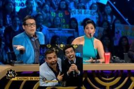 Yo Soy: Maricarmen Marín deja en ridículo a Carloncho en vivo - VIDEO