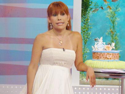 Magaly Medina se burla de cómo habla Marisol Aguirre
