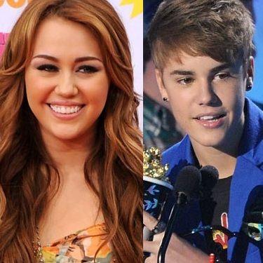 Justin Bieber y Miley Cyrus son las estrellas jóvenes con más dinero