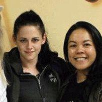 Kristen Stewart visitó una tienda de instrumentos musicales en Los Ángeles