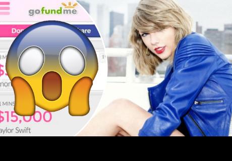 Taylor Swift donó más de 15 mil dólares a fan que tiene a su madre en coma hace tres años