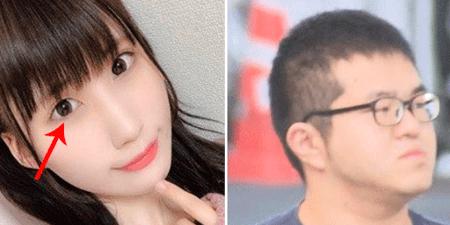 Hombre encontró la casa de su crush tras analizar el reflejo de sus ojos en redes sociales
