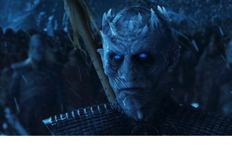 Maquillaje de Halloween: Con este tutorial quedarás idéntico a Night King de Game of Thrones (VIDEO)
