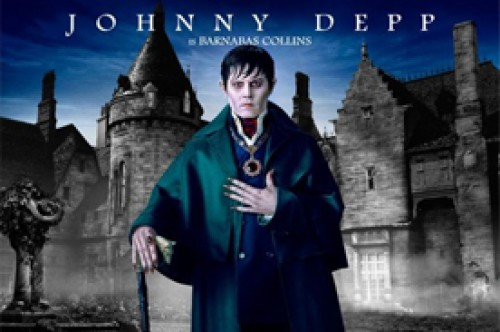 Johnny Depp: Nuevos pósters oficiales de Dark Shadows