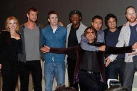 Chris Hemsworth: Los Vengadores hicieron un gran trabajo de equipo