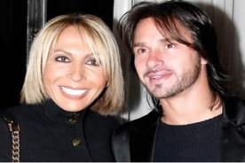 Christian Zuárez molesto con Fernando Armas por imitar a Laura Bozzo
