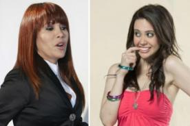 Lucía Oxenford: No me importa lo que diga Magaly Medina
