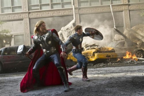 The Avengers tendrá segunda parte