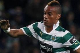 André Carrillo se quedará en el Sporting de Lisboa