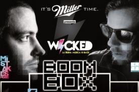Sébastien Léger y Anton Pieete harán una fiesta con el BOOMBOX en Lima