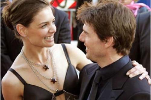 Tom Cruise y Katie Holmes estarían solicitando el divorcio