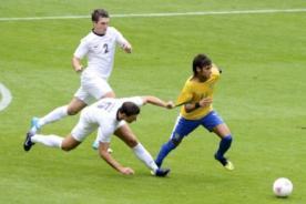 Goles del Brasil vs Nueva Zelanda (3-0) - Olimpiadas 2012 - Video