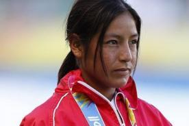 Inés Melchor sí batió el récord sudamericano en Londres 2012