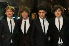 One Direction recibe críticas de integrante de The Wanted