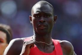 Keniano David Rudisha bate récord mundial en 800 metros - Londres 2012