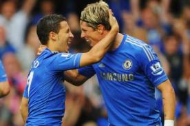 Goles del Chelsea vs Newcastle (2-0) - Premier League - Video