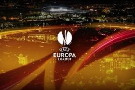 Europa League: Resultados de la jornada por la fase de grupos