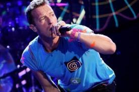 Chris Martin se burla de One Direction en concierto del Madison Square Garden