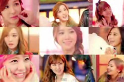 Girls Generation (SNSD) lanzan el teaser del videoclip 'Romantic Street'