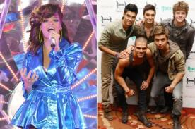 Rihanna inspira nuevo tema de The Wanted - Audio