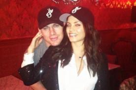 Channing Tatum y Jenna Dewan ya son padres