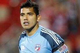 Raúl Fernández fue elegido nuevamente el latino de la fecha en la MLS