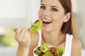 Una dieta rica en calorías ayuda a combatir este invierno y evitar enfermedades