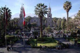Lan Perú: Pasajes para Arequipa por Fiestas Patrias