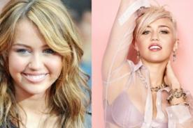 Miley Cyrus: Nunca pretendí ser como Hannah Montana