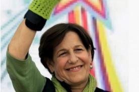 Susana Villarán optimista con reportaje de Discovery Channel sobre transporte
