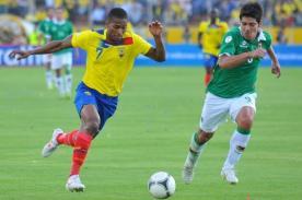 A qué hora juega Bolivia vs Ecuador por Eliminatorias Brasil 2014