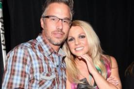 Britney Spears revela que último álbum está inspirado en Jason Trawick