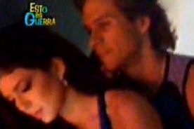 Esto es Guerra: Miguel Arce y Nicole Faverón andan en coqueteos