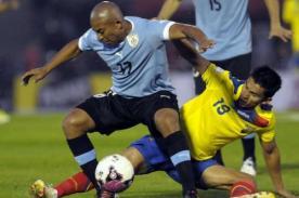Eliminatorias Brasil 2014: Ecuador vs Uruguay en vivo por CMD
