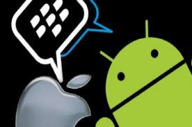 BlackBerry Messenger ya está disponible para iOS y Android